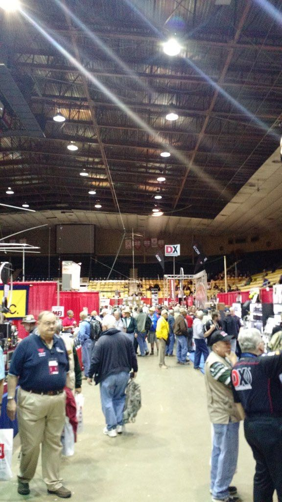 Hara Arena during the 2016 Dayton Hamvention