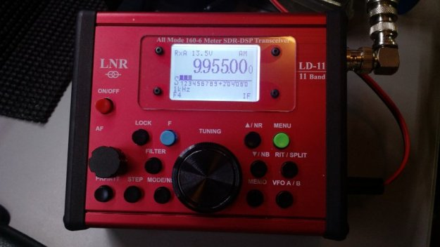 LNR-Precision-LD-11-front panel