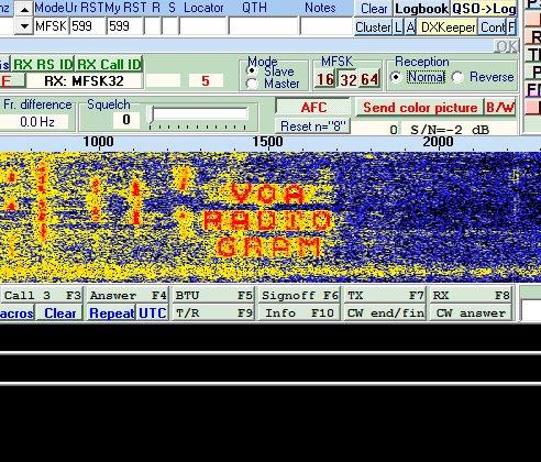 Digital-Image-VOA-Radiogram