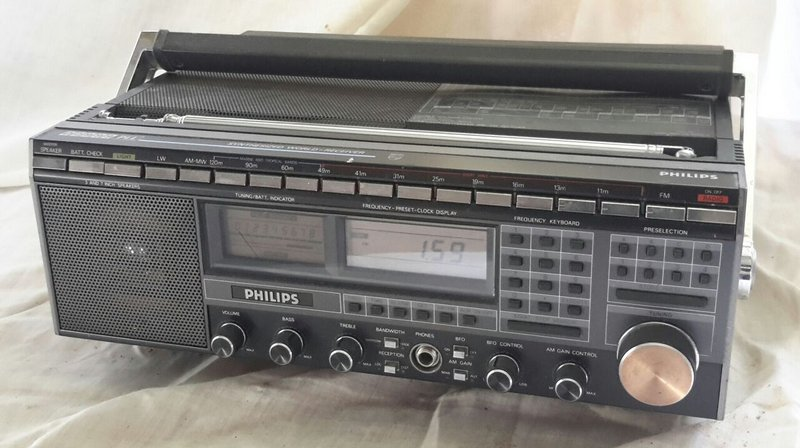 repair manual philips d2999 portable radio