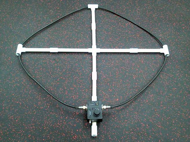 Review of the DoxyTronics 8020CA magnetic loop antenna | The SWLing Post
