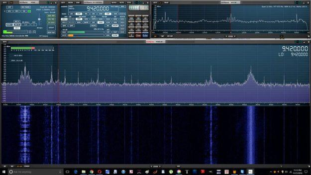 SDRuno running the RSP2.