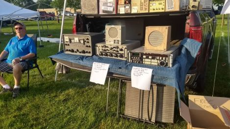 2017 Hamvention Flea market
