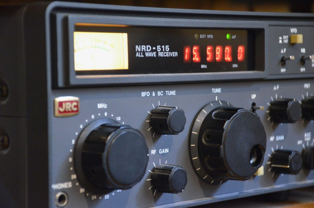 Guest Post: A review of the Icom IC-R8600 wideband SDR