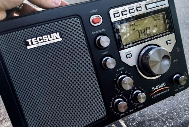 The Tecsun S-8800