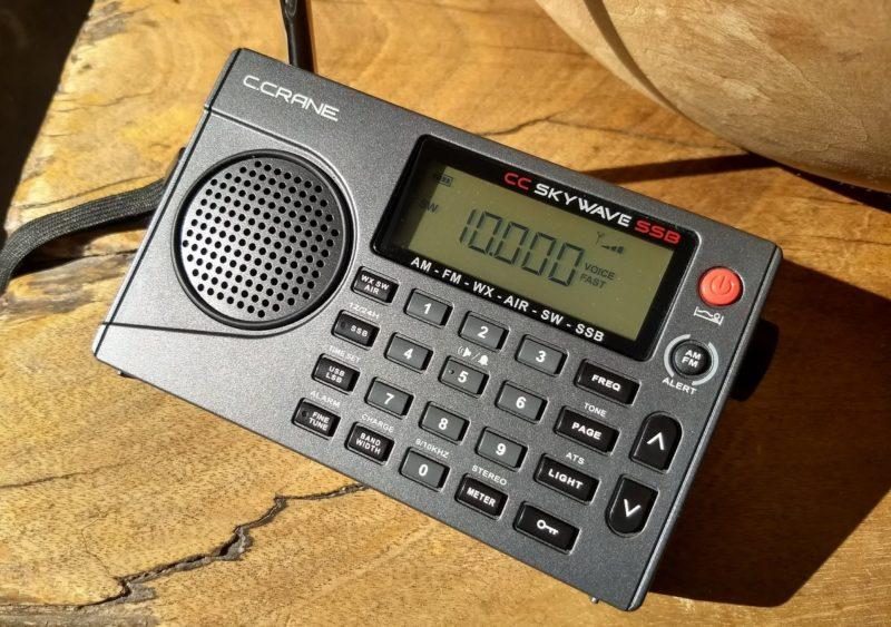 Best Travel Shortwave Radios Review   The SWLing Post