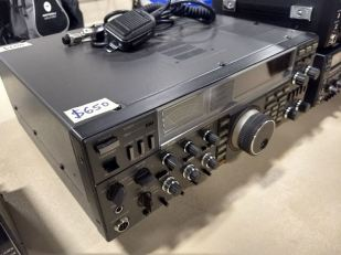 This Icom IC-761 was eventually sold for less than asking price--a briallint deal for a superb benchmark transceiver.