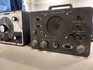 I love the design of this Heathkit Signal Tracer