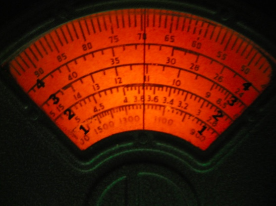 Vintage Radio: How to read a logging scale   The SWLing Post