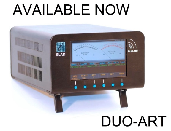 Elad Duo art amplifier