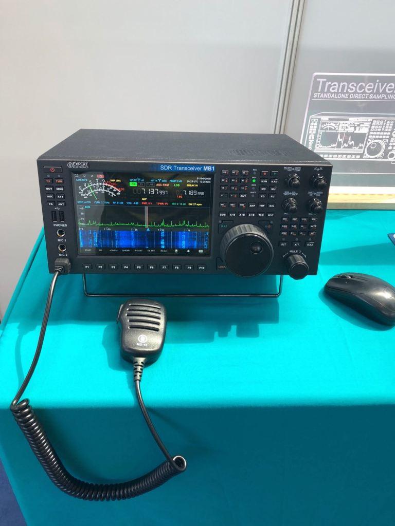 Ham Radio Friedrichshafen 2018 – 15 of 46 | The SWLing Post