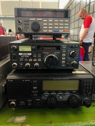 Ham Radio Friedrichshafen 2018 Flea Market - 9 of 31