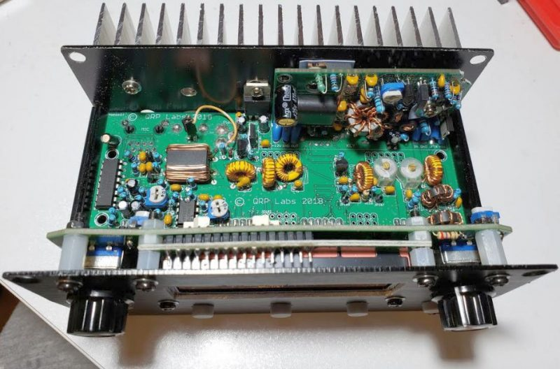 QRP Labs Announces The QSX Transceiver | The SWLing Post
