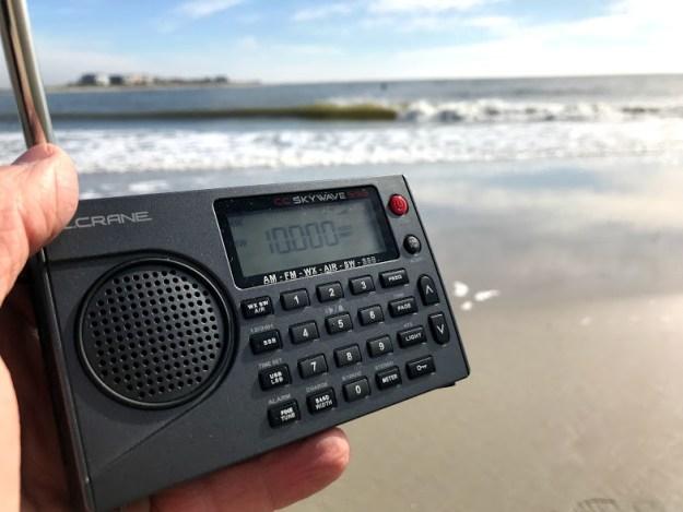 Ловим радио на берегу с CC Skywave SSB