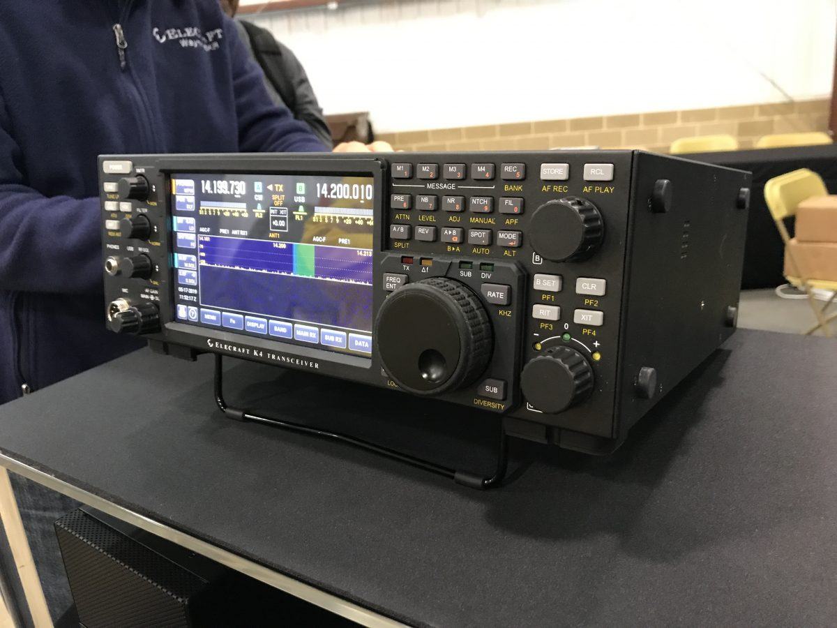 First Look Elecraft K4 Photos And Preliminary Information
