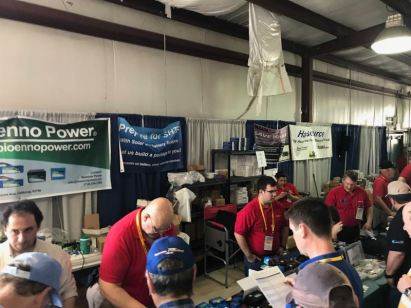 2019 Hamvention Inside Exhibits - 6 of 129