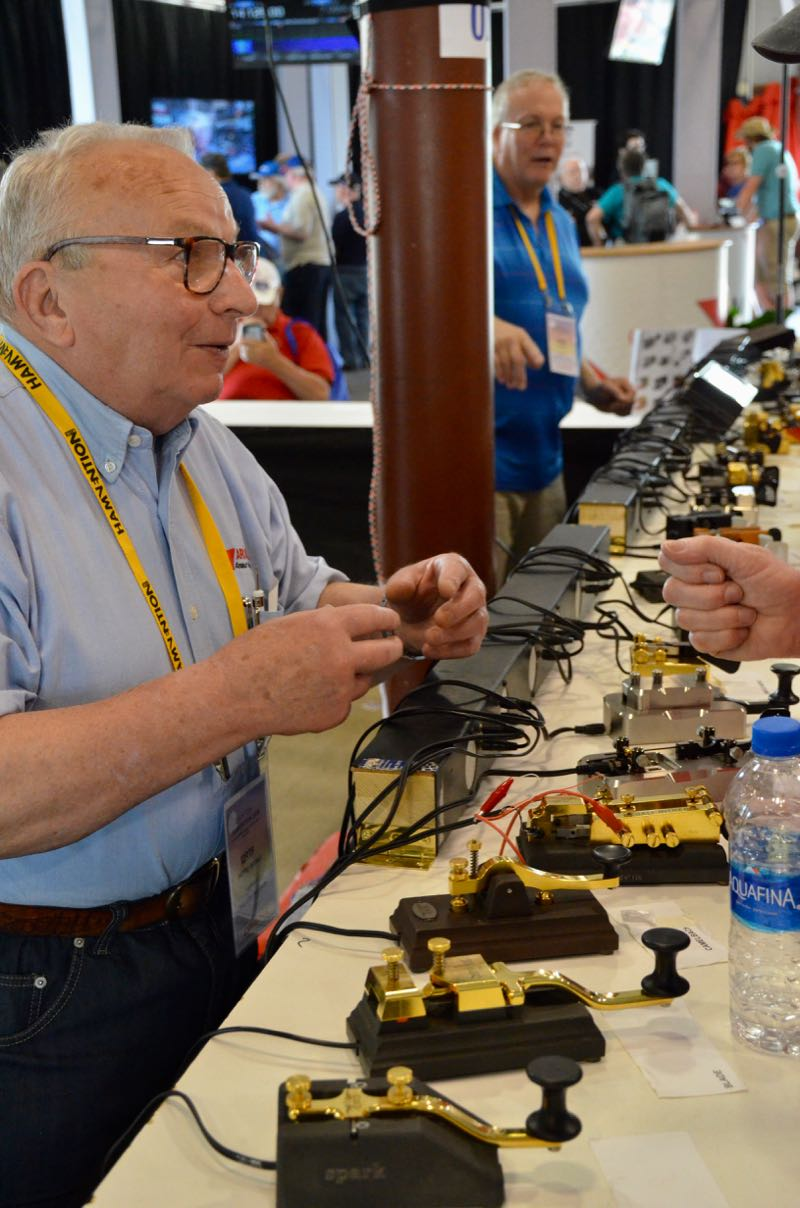 2019 Hamvention photos: Inside Exhibits