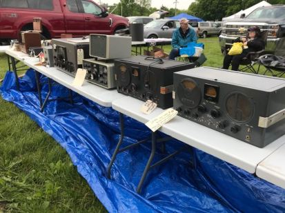 Hamvention 2019 Flea Market Photos - 63 of 103