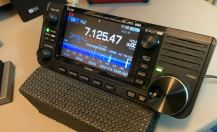 Icom IC-705 Transceiver Unboxing - 19