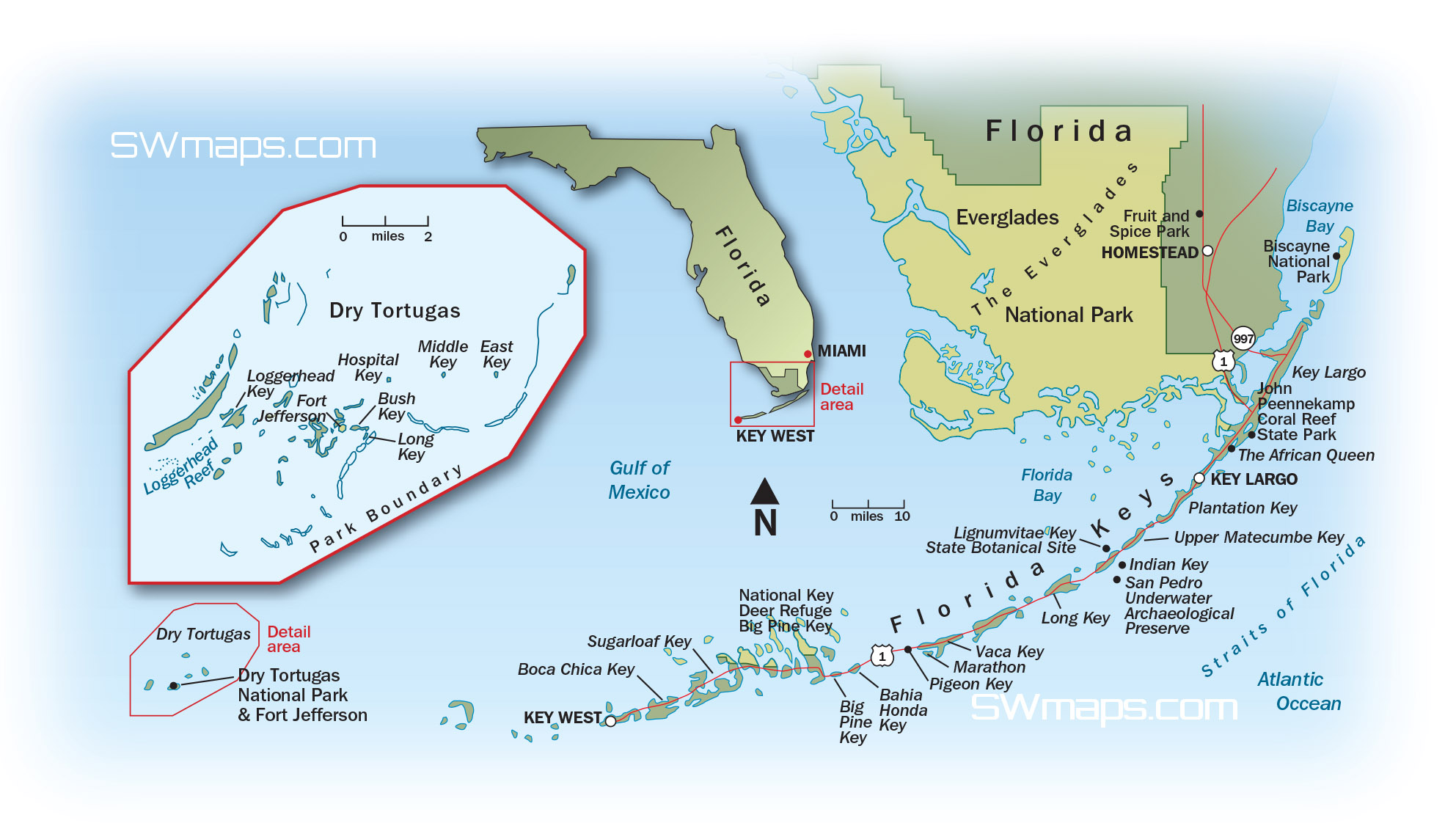 Image result for map of dry tortugas