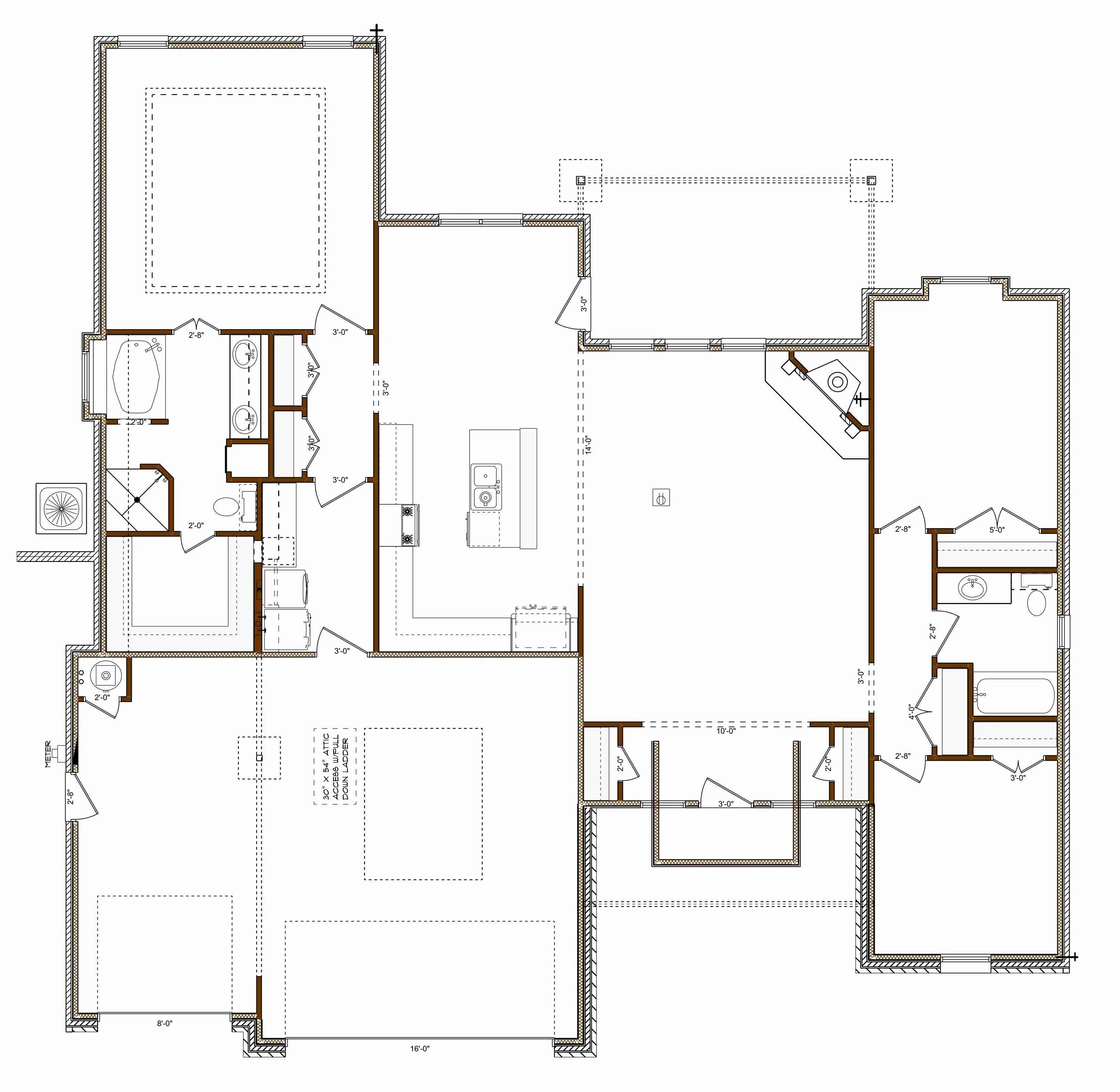 397 Cambridge - Floor Plan