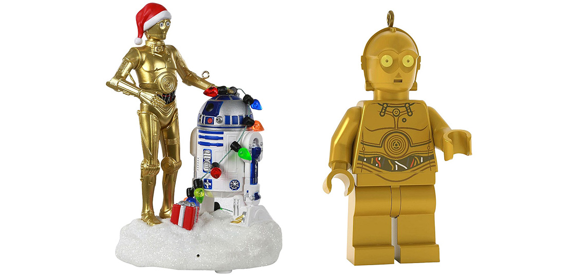 Star Wars Christmas Decorations Discounted At Briscoes Swnz Star Wars New Zealand