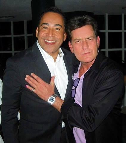 Tim Storey & Charlie Sheen