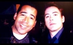 Tim Storey & Robert Downey Jr