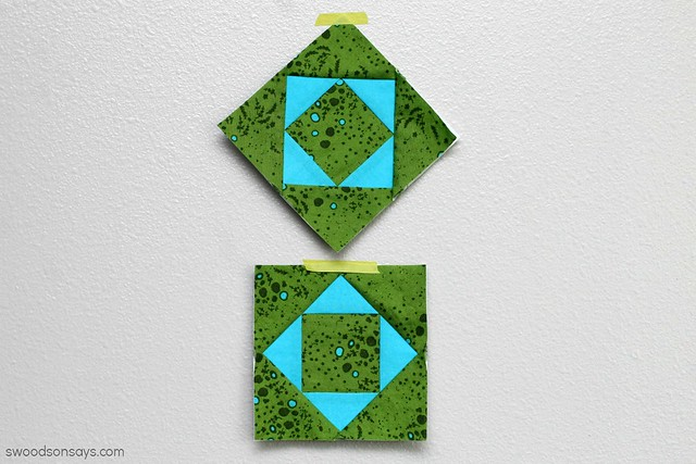 free geometric foundation paper pieced blocks