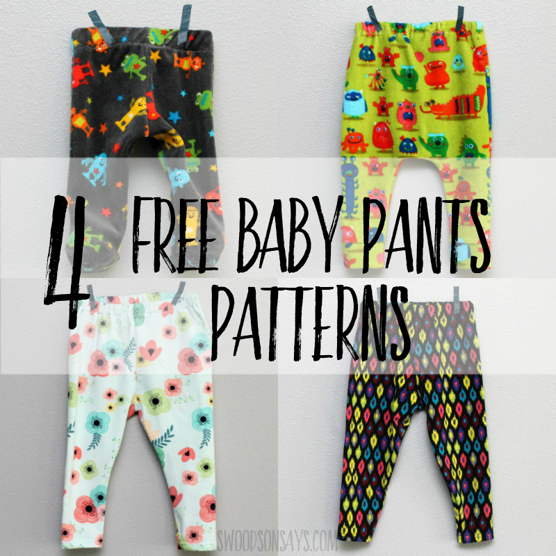 702f34264ef7 4 Free Baby Pants Sewing patterns tested