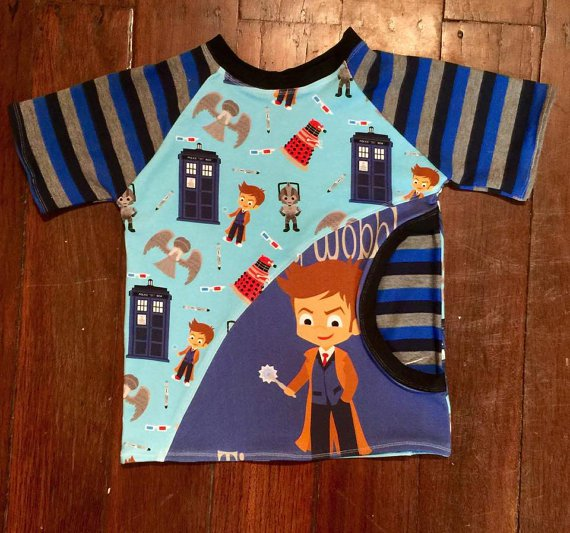 kids shirt with pocket sewing pattern