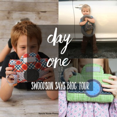 Swoodson Says Blog Tour Day 1 - Soft toys for boys & girls