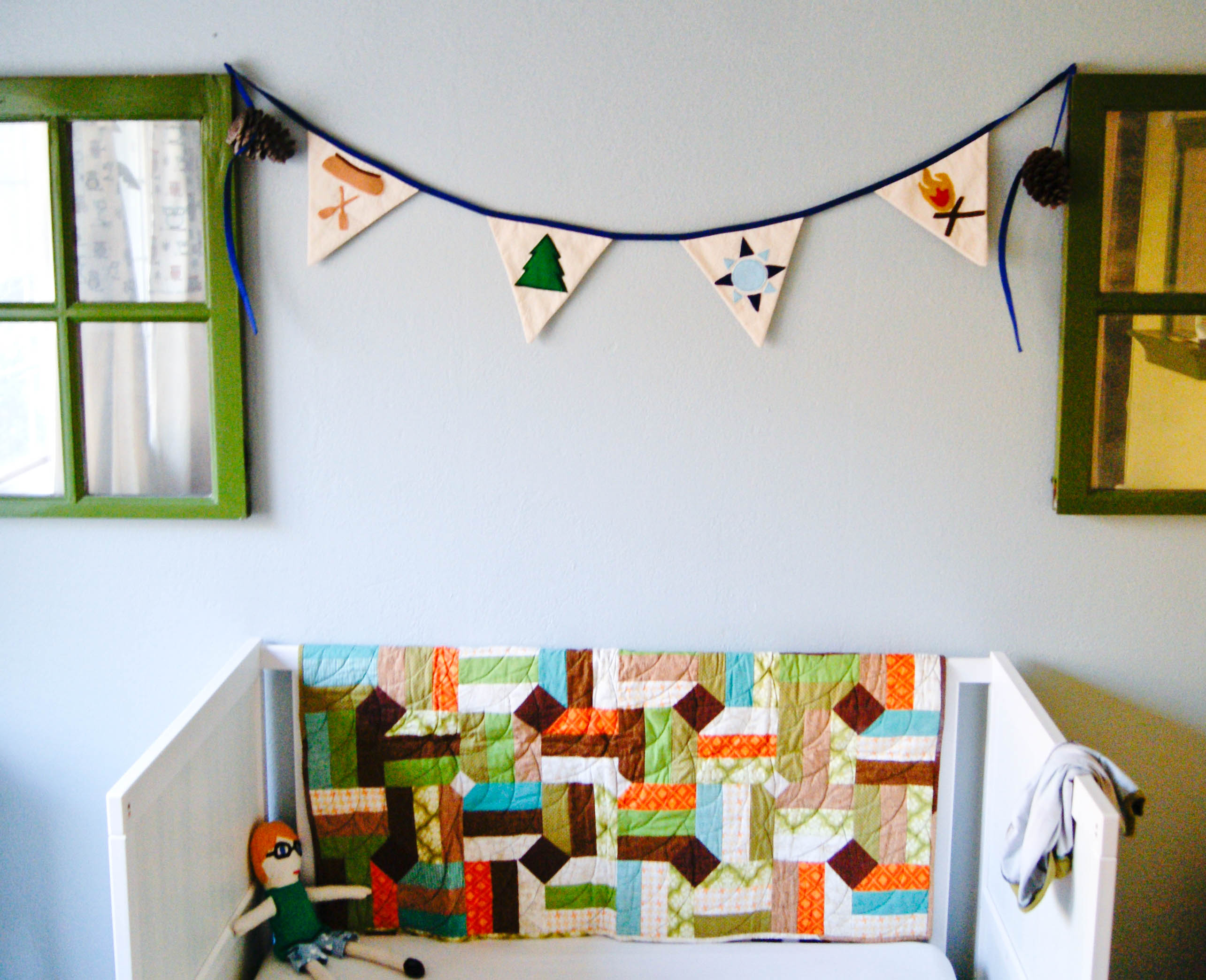 Adventure Flags Bunting