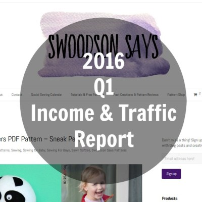 Q1 2016 Blog Income Report