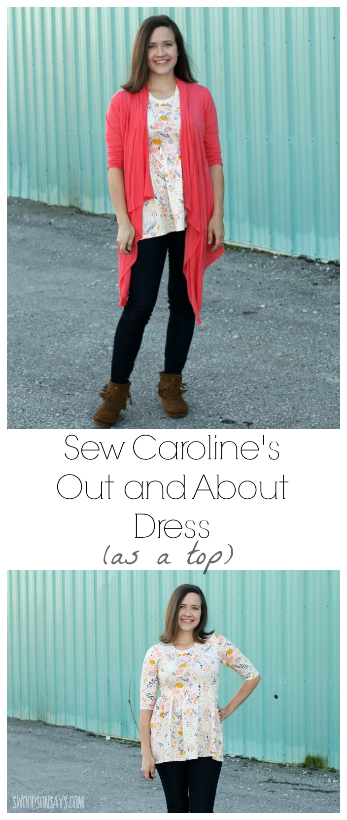 knit sewing pattern for women