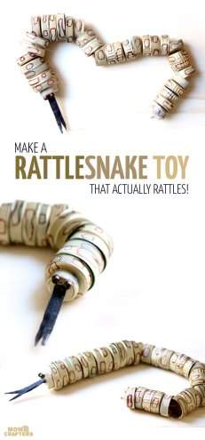 bottle-cap-rattlesnake-craft-v-1