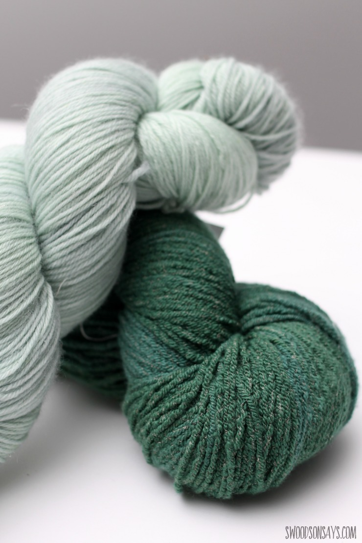 green-wool-yarn