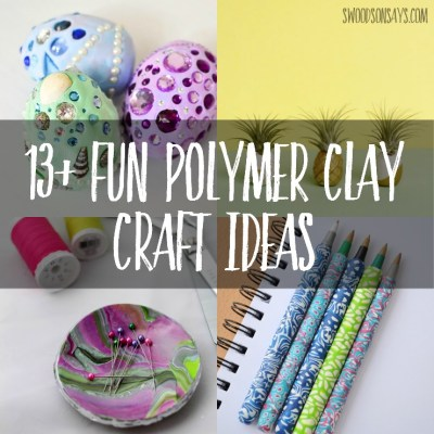 13 Fun Clay Craft Ideas To Make
