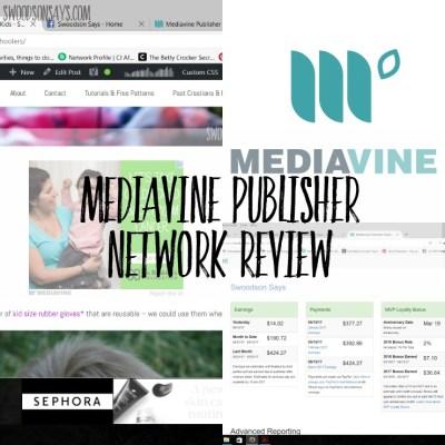 Blog Ads – Mediavine Publisher Network Review