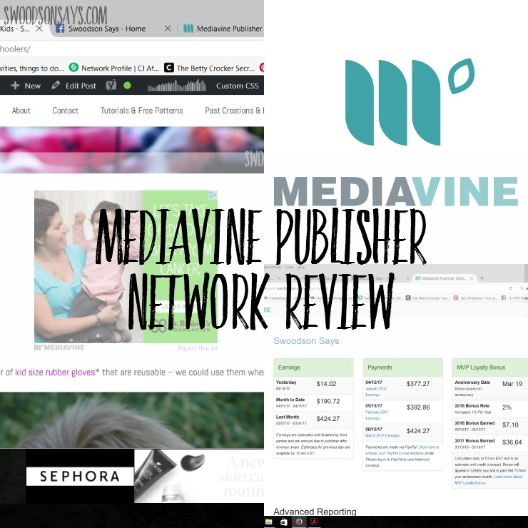 Why you should be working with Mediavine Publisher Network! I tripled my income switching from Adsense - read more about making money from ads for your blog!