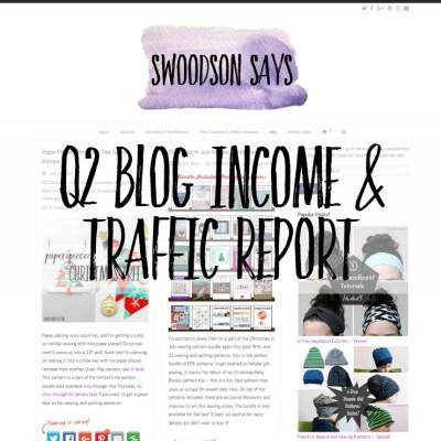 Q2 2017 – Blog Traffic & Income Report