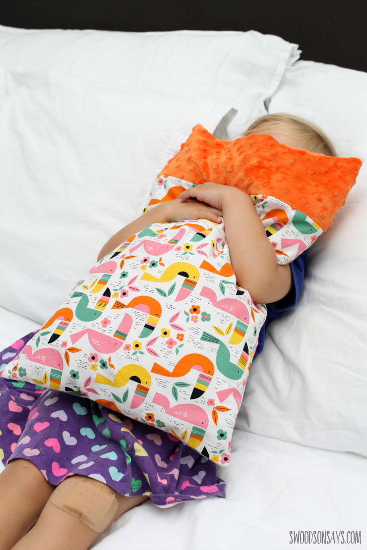 pillow head sleepy pillowcase elephants case elephant x elephantback products little toddler