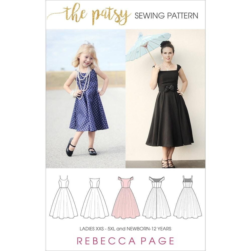 free ladies sewing patterns to download