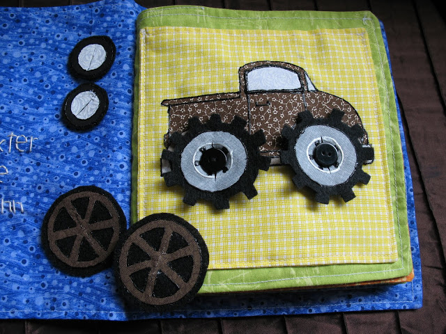 Tractor Sewing Pattern : Truck sewing patterns for kids swoodson says