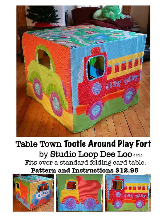 Projects With Wheels Car Truck Amp Tractor Sewing