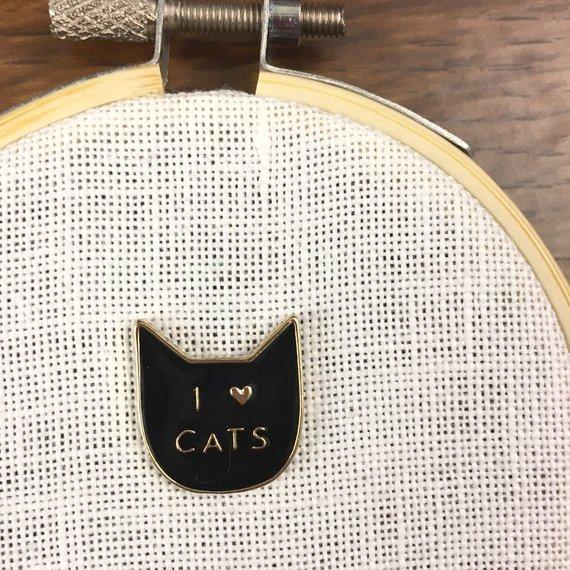 cat needle minder