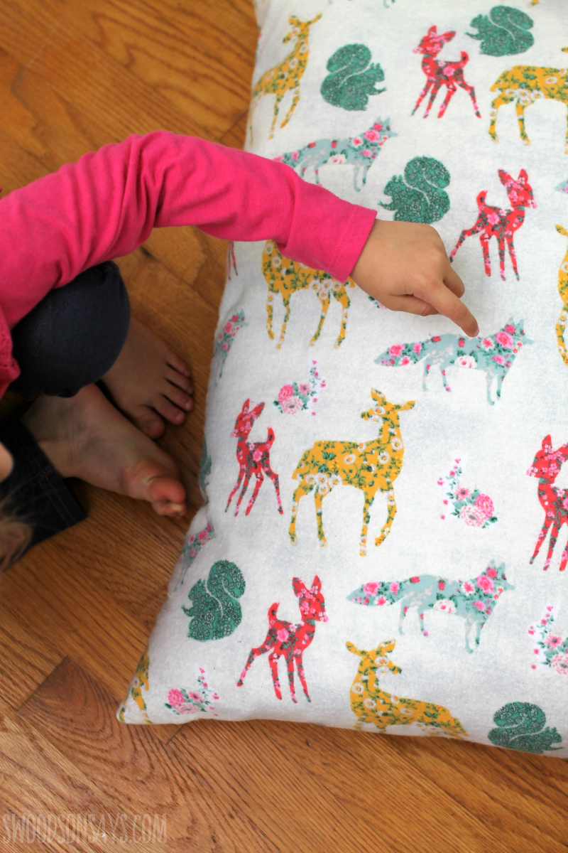 flannel fabric for kids