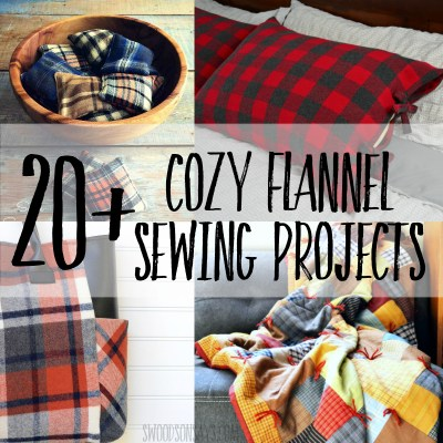 best flannel projects to sew