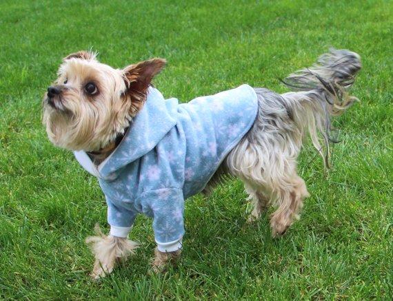dog hoodie sewing pattern