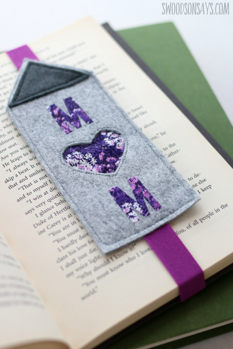sewing gift tutorial mother's day mom